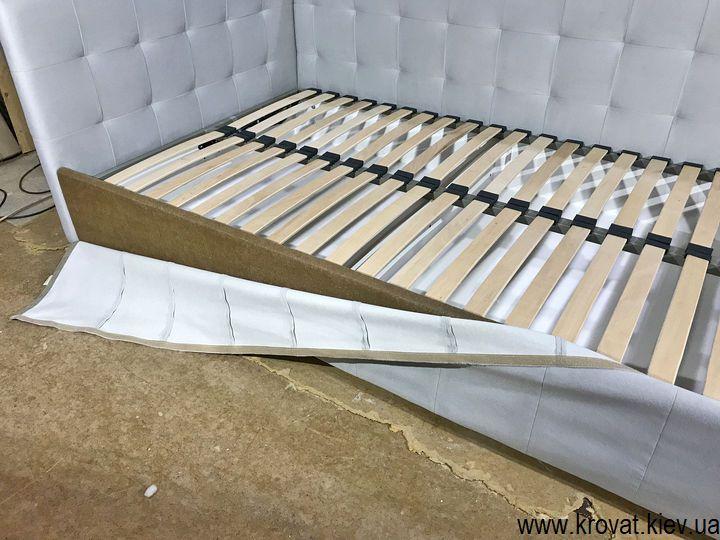 угловые кровати на заказ