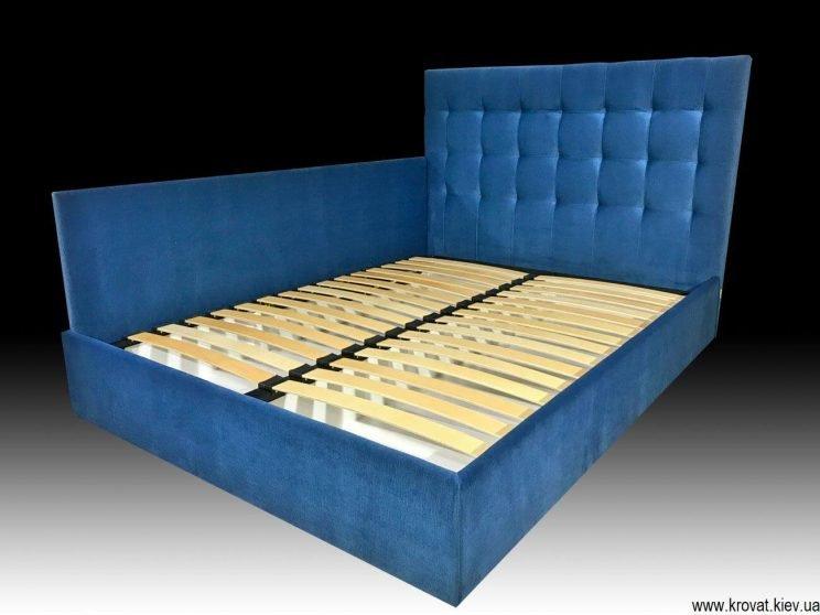 ліжко зі спинкою збоку на замовлення