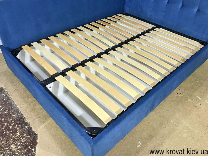 ортопедичне ліжко зі спинкою збоку на замовлення