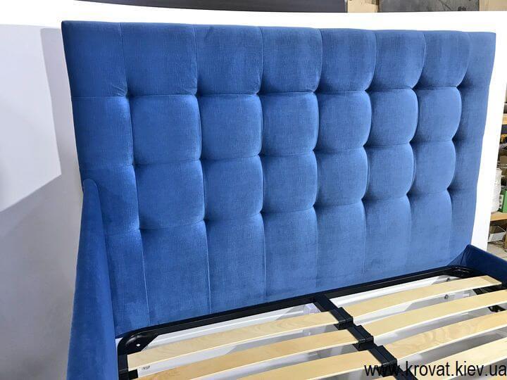 кровать с дополнительной спинкой на заказ