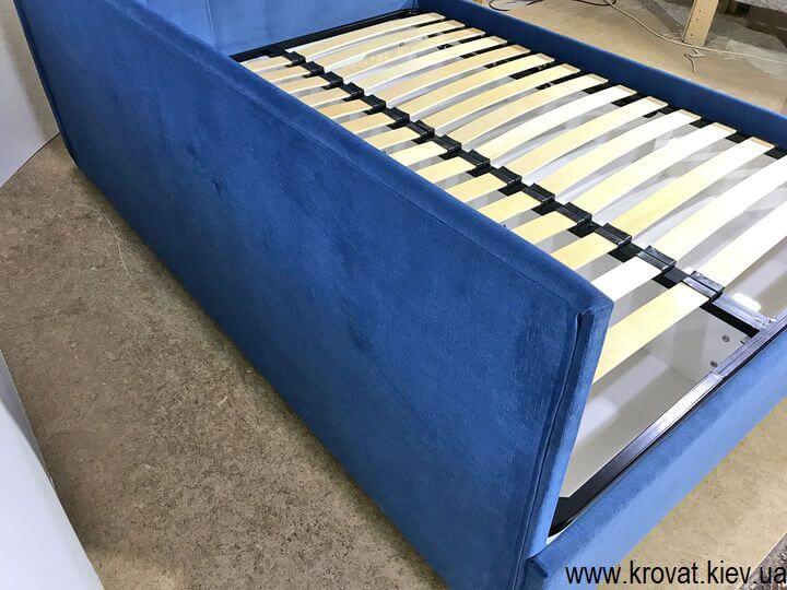 кутове ліжко 150 см на замовлення