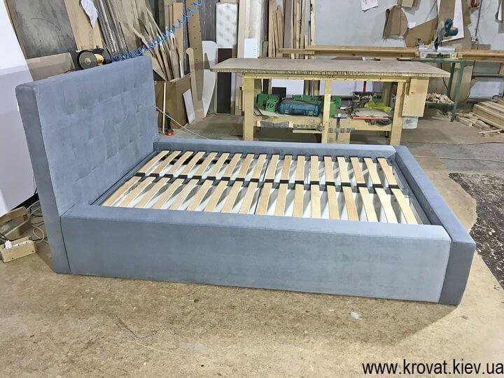 изготовление кроватей на заказ в Киеве