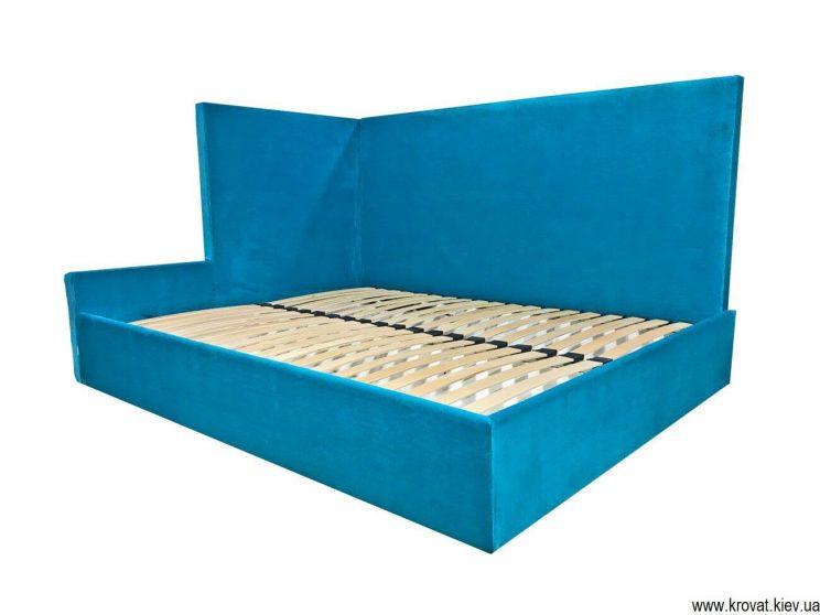 кутове ліжко з підйомним механізмом