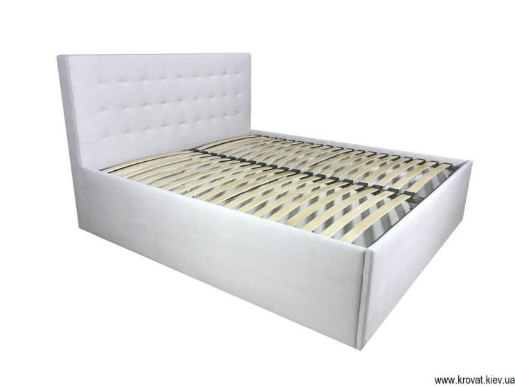высокая кровать подиум