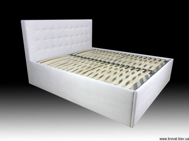 высокая кровать подиум на заказ