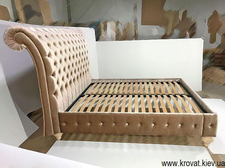 двоспальне ліжко Італія на замовлення