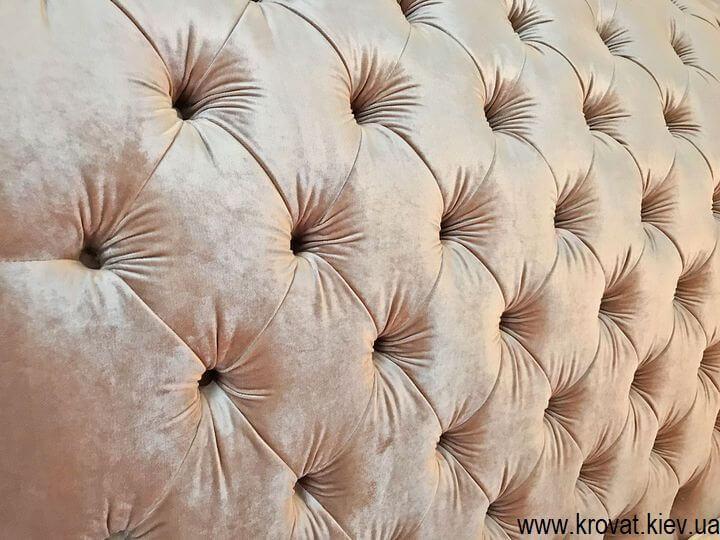 двуспальная кровать Италия в стиле классика на заказ