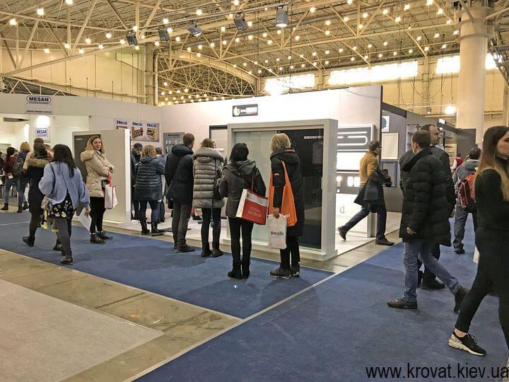 Мебельная выставка KIFF 2019 в Киеве