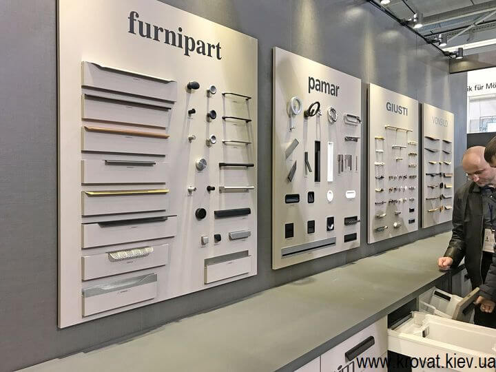 Мебельная выставка KIFF 2019