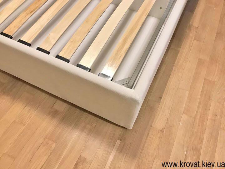 кровать без изножья на заказ