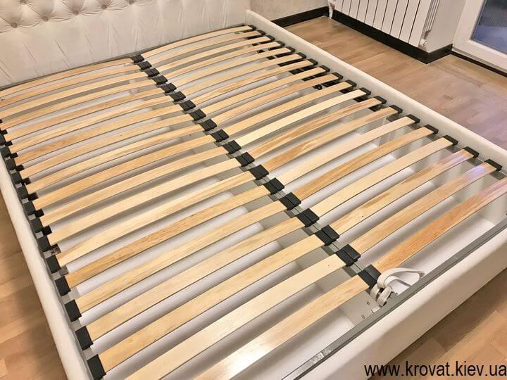 кровать без изножья в классическом стиле на заказ