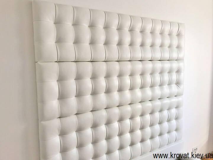 ліжко з панеллю на замовлення