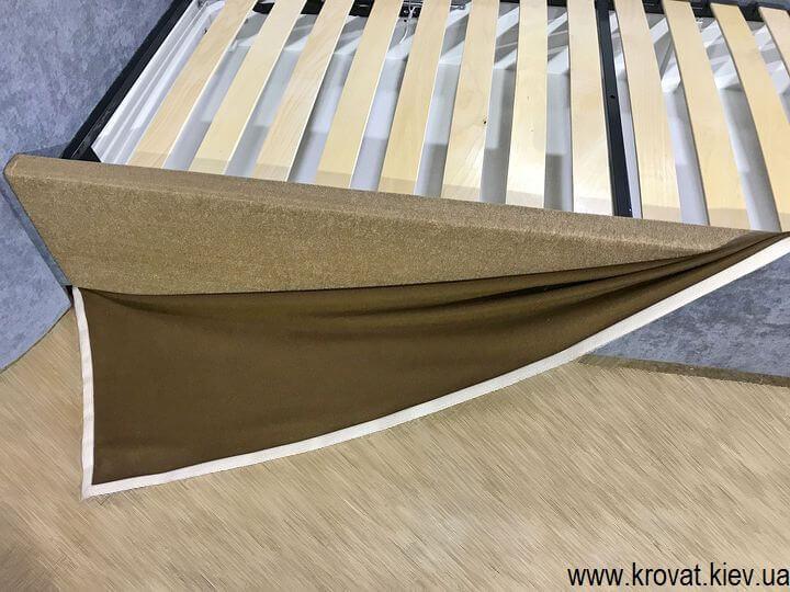 односпальная кровать по размерам на заказ