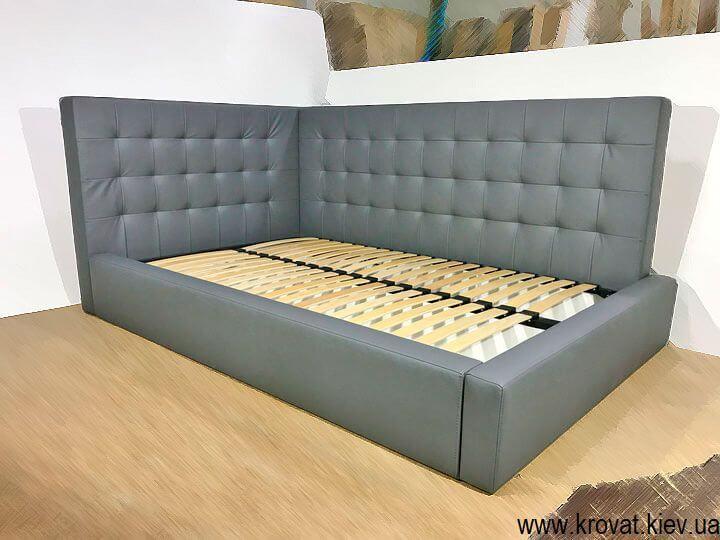кутове підліткове ліжко на замовлення