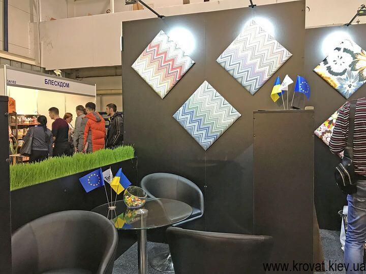 Выставка мебельной фурнитуры в Киеве
