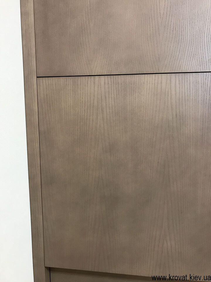 распашной шкаф в детскую на заказ