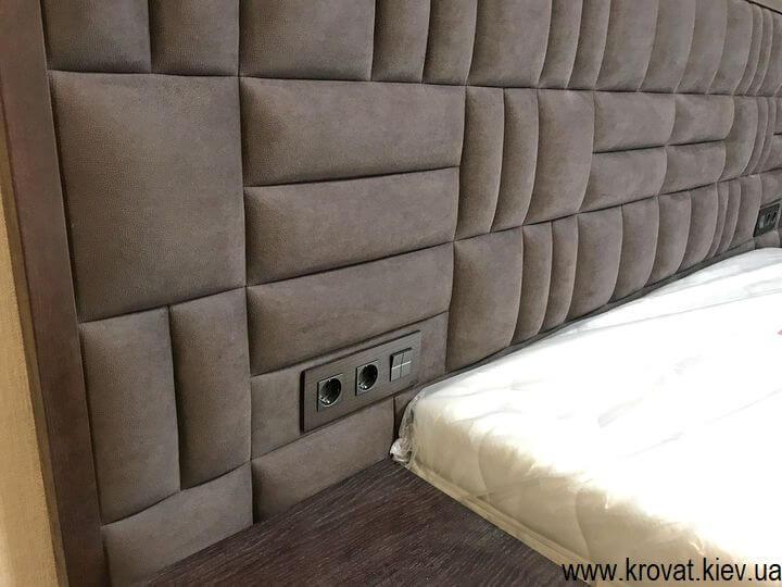 большая кровать на заказ