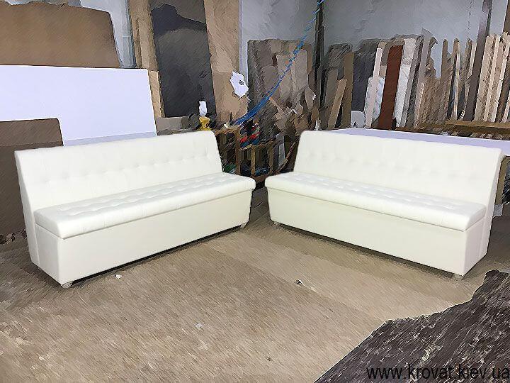 кухонные диваны с ящиком на заказ