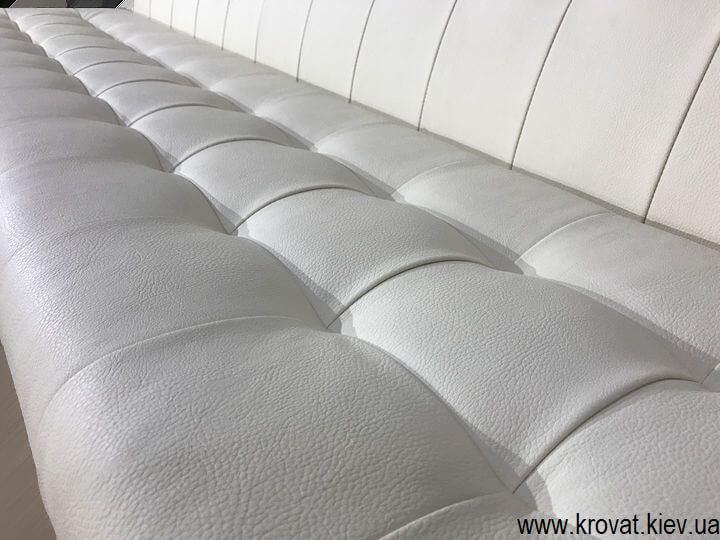 кухонний диван з нішею на замовлення