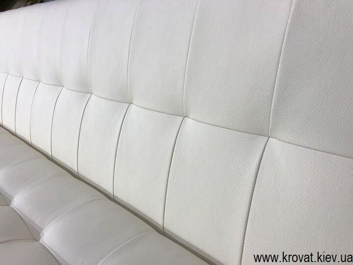 кухонный диван с коробом на заказ