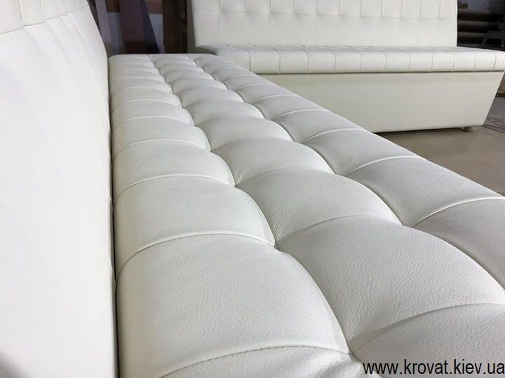 изготовление диванов для кухни на заказ