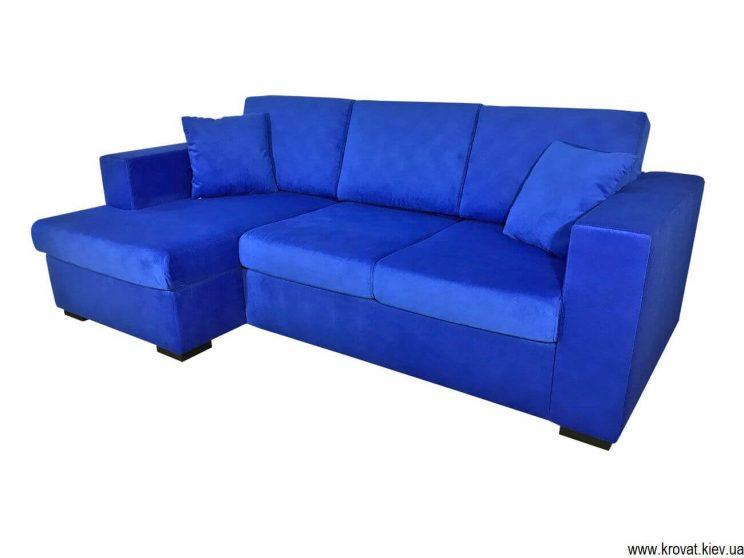 малогабаритный угловой диван