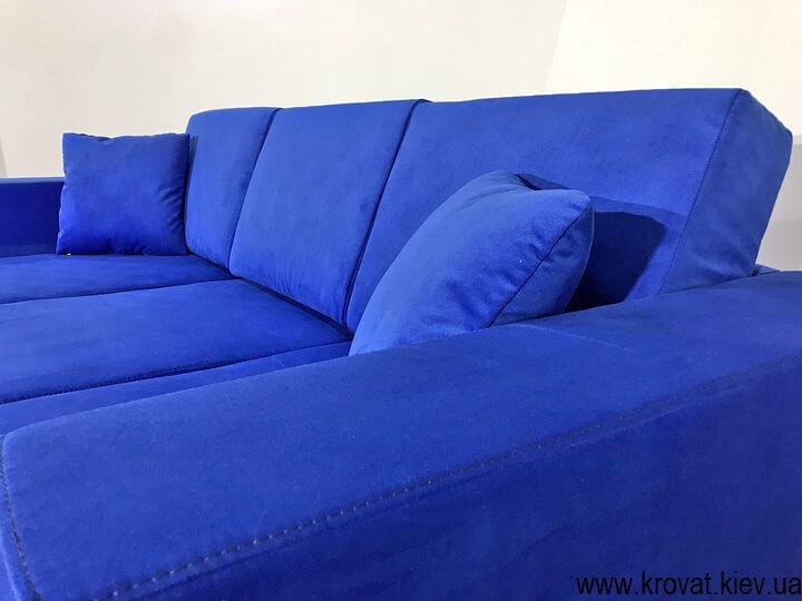 угловой диван маленьких размеров на заказ