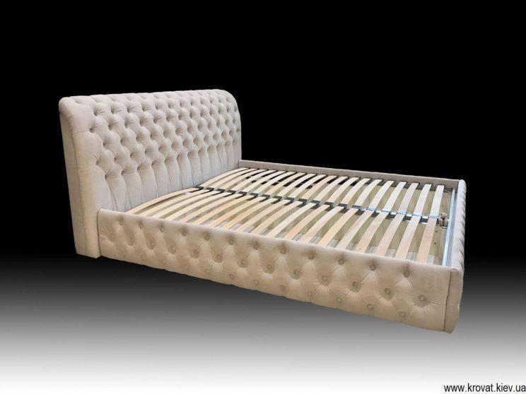двуспальные кровати в спальню на заказ