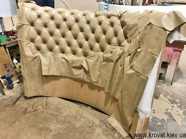 фабрика двоспальних ліжок на замовлення