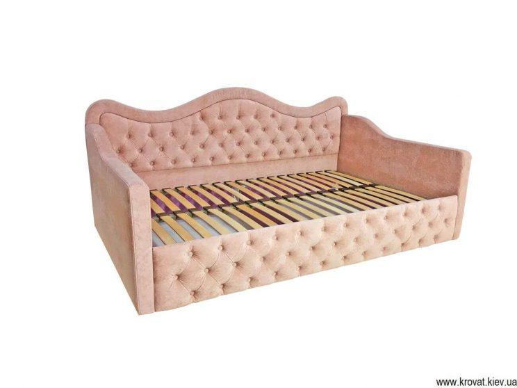 кровать для девочки 12 лет