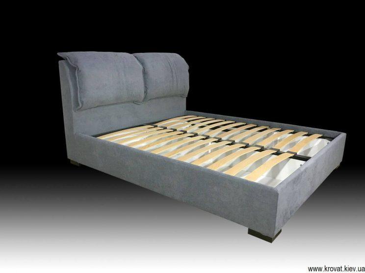 мягкая ортопедическая кровать на заказ