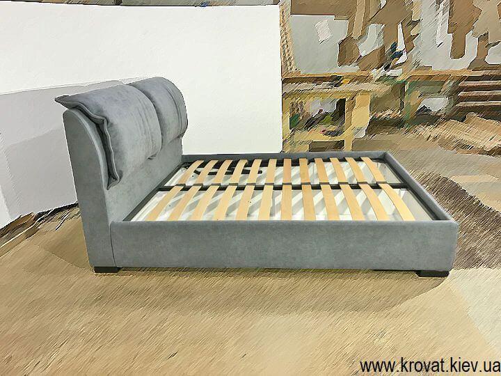 двуспальная ортопедическая кровать на заказ