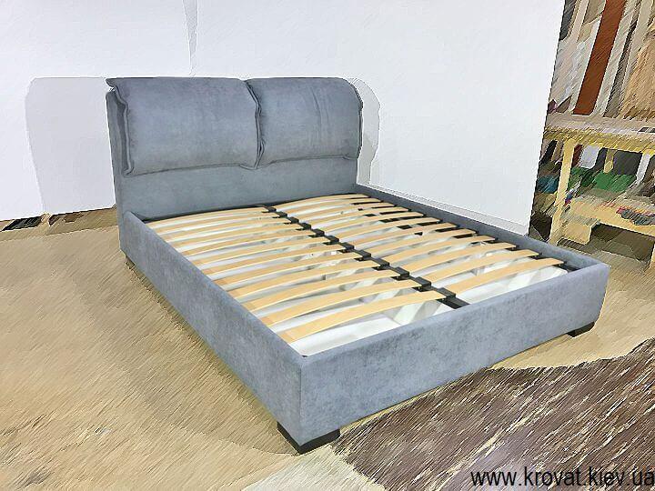 ортопедическая кровать с матрасом на заказ