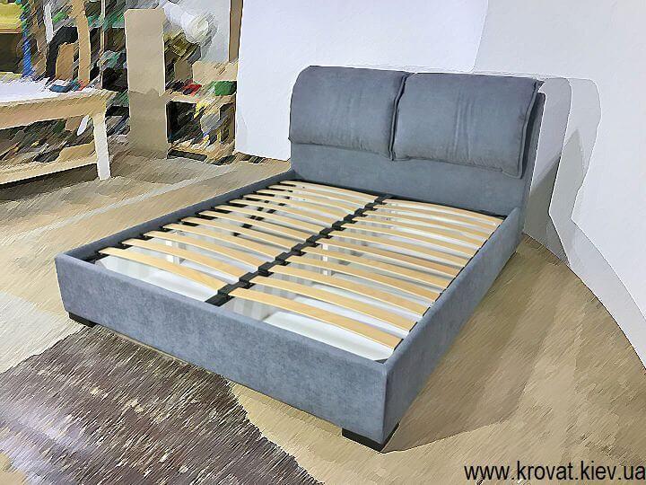 кровать с ортопедическим основанием на заказ