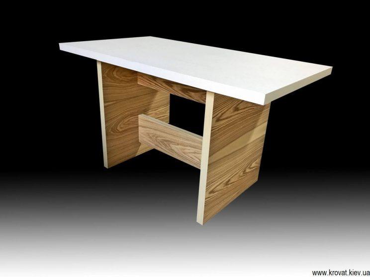 столы на кухню в шпоне на заказ