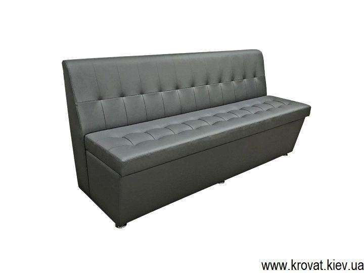 диван на кухню с ящиком