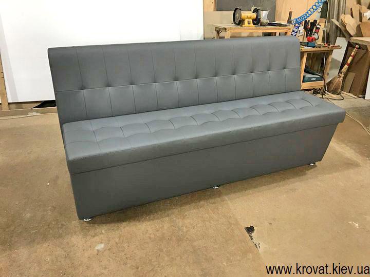 кухонный диван с нишей на заказ