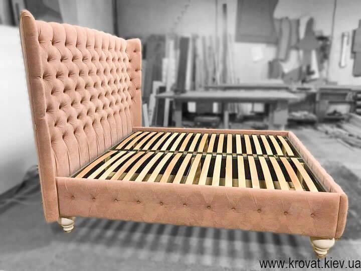 ліжка в спальню на замовлення