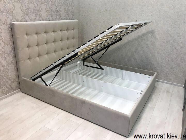 кровать 160 на 190 с подъемным механизмом на заказ