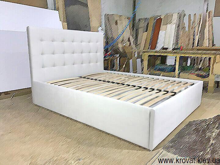 кровать для маленькой спальни на заказ