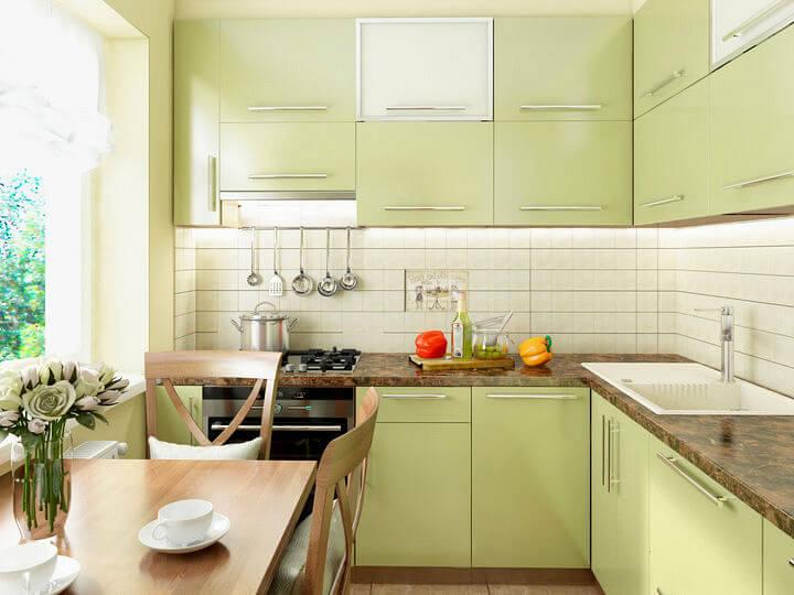3d проект кухні