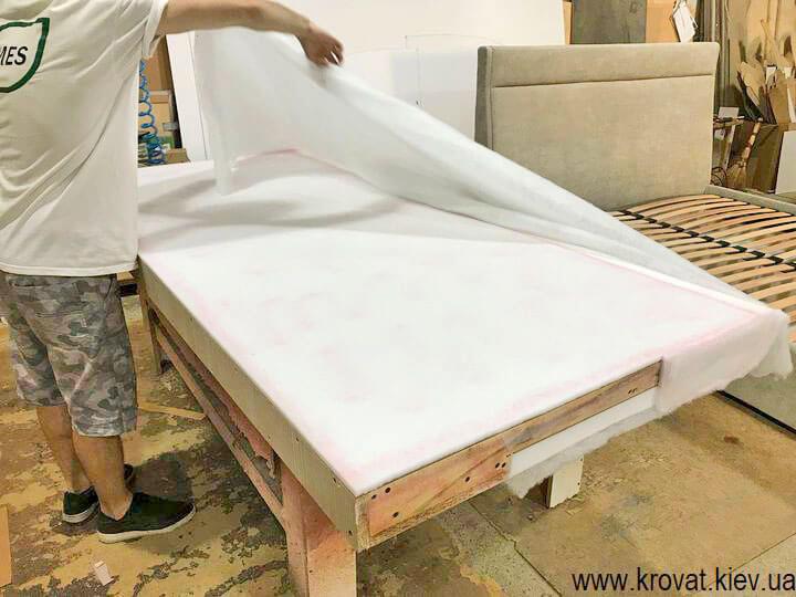 основа для ліжка своїми руками