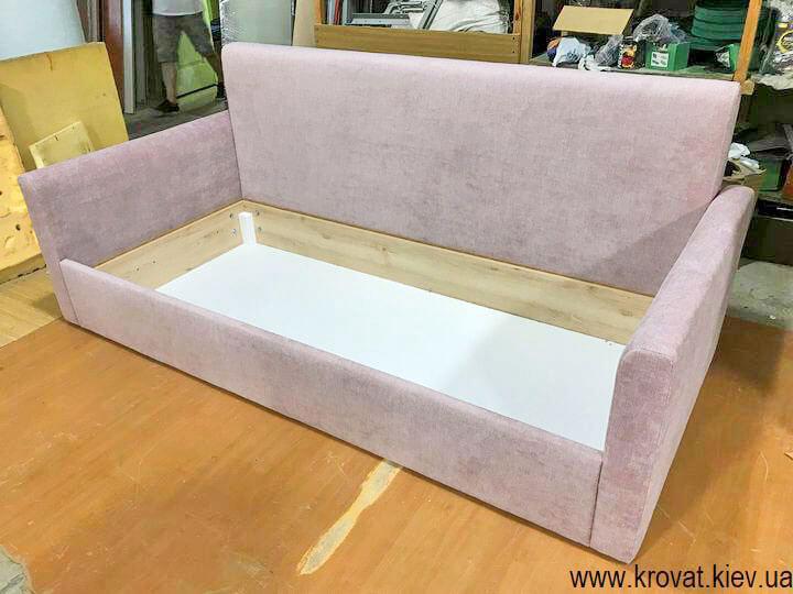 ліжко з ящиком своїми руками