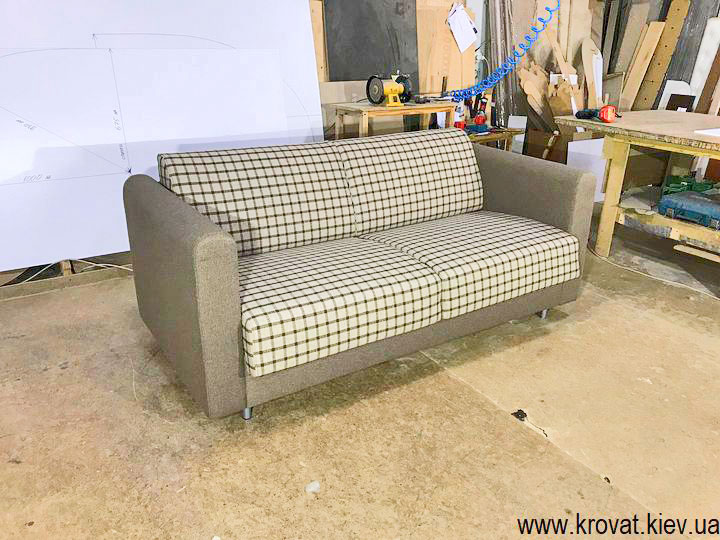диван з механізмом міленіум на замовлення