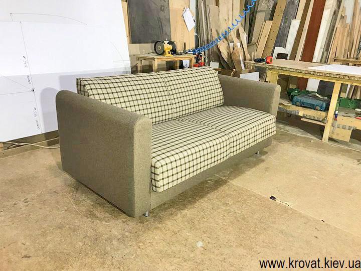 раскладной диван с механизмом миллениум на заказ