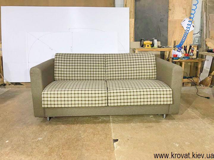 двомісний диван з механізмом міленіум на замовлення