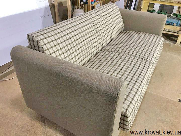 диван с ортопедическим матрасом на заказ