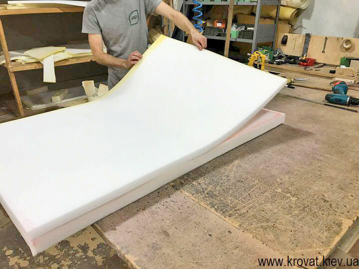 мягкая стеновая панель для кухонного дивана