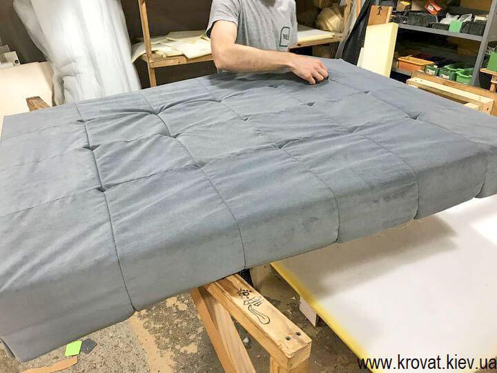 мягкая панель на стену для кухонного уголка