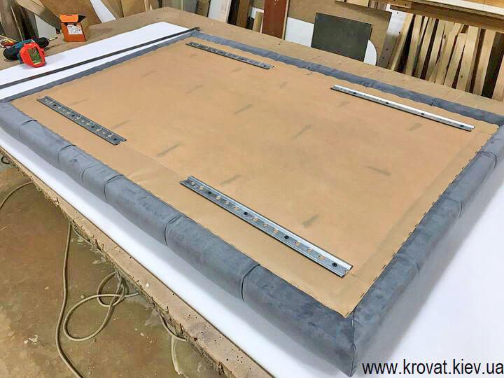крепление для мягкой стеновой панели